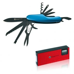 SCHWARZWOLF CAVALI Multifunctional tool with 11 tools